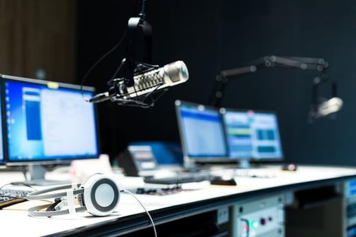 radio and digital advertising