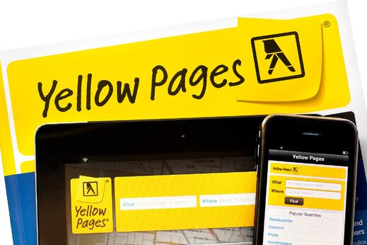 yellow pages marketing