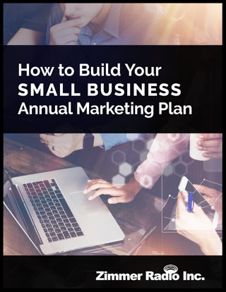 Small Business Annual Marketing Plan