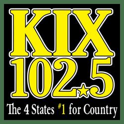 KIX 102.5 logo