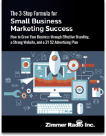 3 step formula for small business marketing success