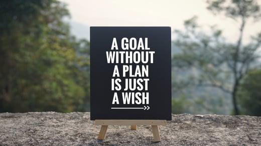 SMART advertising goals