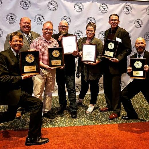 Missouri Broadcasters Association Awards