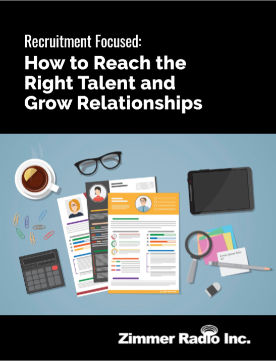 Recruitment Focused: How to Reach the Right Talent & Grow Relationships