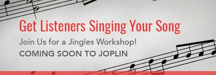 join us for a jingles workshop